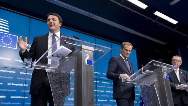 Piano Juncker, Renzi annuncia contributo italiano. Entusiasta commissario Katainen