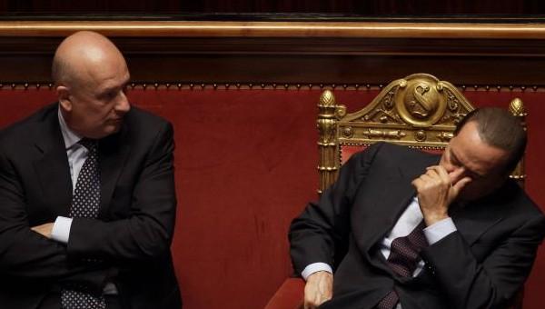 """Sandro Bondi lascia Forza Italia. Berlusconi: """"Sono costernato"""""""