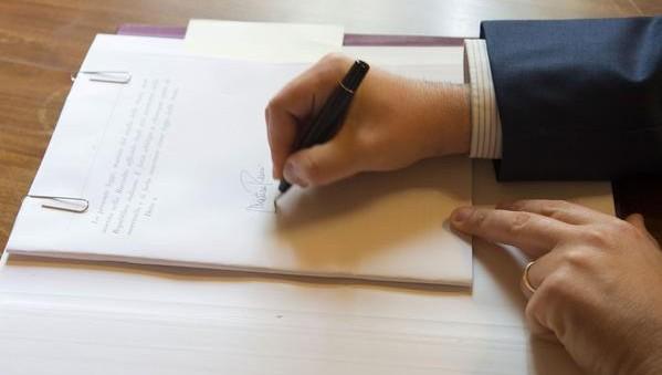 Italicum: Mattarella firma legge elettorale. Testo atteso in Gazzetta ufficiale