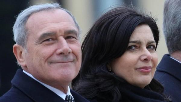 Stop ai vitalizi per i condannati, Boldrini e Grasso in coro: è tempo di decidere