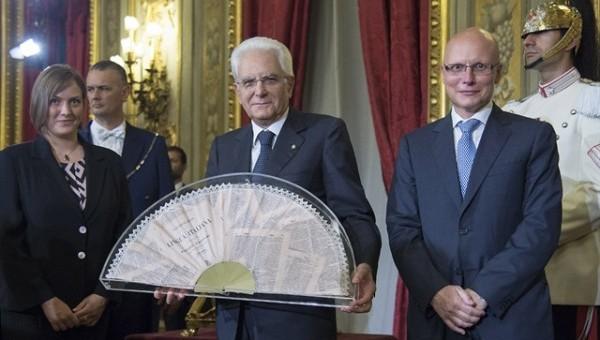 Ventaglio, Mattarella: Lotta a mafie e corruzione priorità assoluta. Incoraggiare segnali di ripresa