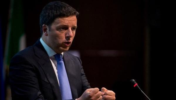 """Roma, Renzi: """"Si è conclusa la telenovela dell'amministrazione comunale. Giubileo sarà come Expo"""""""