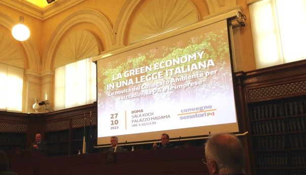 Senato, Pd: collegato ambiente verso via libera, nessuna modifica alla Camera. Italia a testa alta verso economia circolare