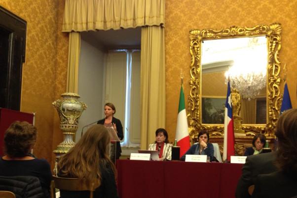 Quote di genere, incontro Italia-Cile alla Camera. Creato intergruppo per tingere di rosa le politiche future