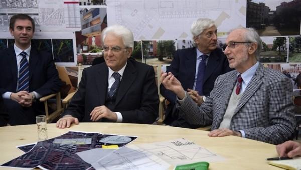 Mattarella, giornata intensa per il capo dello Stato: prima incontra il presidente greco Pavlopoulos, poi Renzo Piano e invia un messaggio alla conferenza dell'Avvocatura