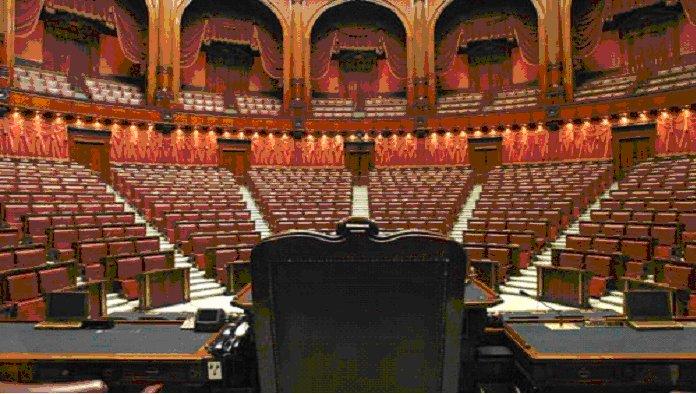 Agenda del Parlamento – La settimana dal 7 al 13 marzo