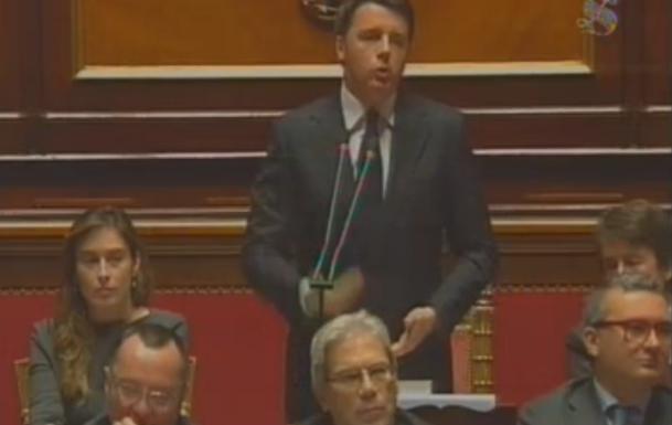 Renzi al Senato contro le mozioni di sfiducia di FI, Lega e M5S: miglioreremo l'Italia