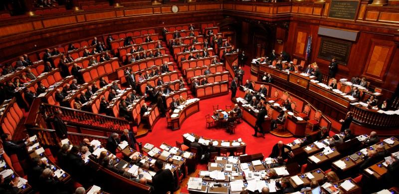 Senato: scontro in Aula sul calendario dei lavori, riforme al voto il 19 gennaio