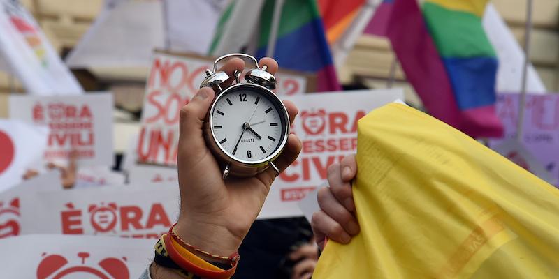 Unioni civili, prove d'intesa tra Pd e Lega sul ritiro di 5mila emendamenti