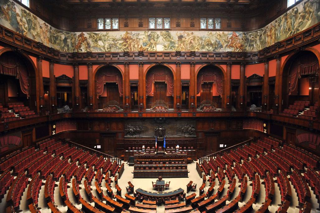 Agenda del Parlamento – La settimana dal 21 al 27 marzo