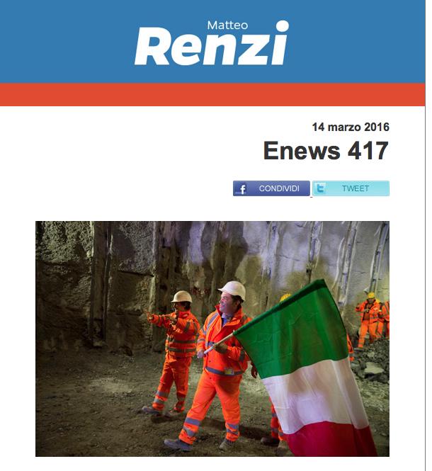 """Enews Renzi, alla minoranza del Pd: """"Appuntamento in direzione"""". Sulle primarie: """"Strumento serio per favorire la partecipazione"""""""