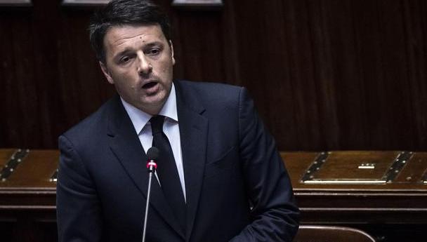 Dalle aziende alla Camera per parlare di riforme, passando dal Vinitaly. La giornata del premier Renzi: governo a lavoro per semplificare Paese