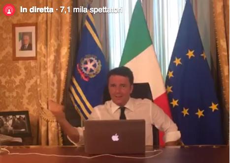 Renzi time, dalla Camera a Facebook il premier rivendica le riforme. E' caos con Lega e M5S