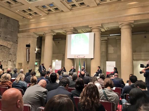 #all4thegreen al via il G7 Ambiente: la conferenza di presentazione con il ministro Galletti